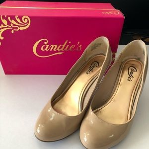 Nude Candie's Pumps GUC